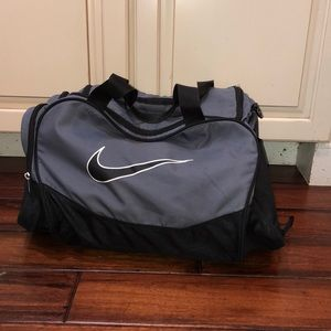 Small Nike duffel bag